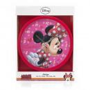 Minnie wall clock 25 cm
