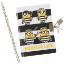 wholesale School Supplies:Minions diary & pen