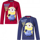 Minions long sleeves