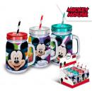 Großhandel Haushaltswaren:Mickey Plastikflasche