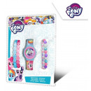 My little Pony orologio digitale con bracciali