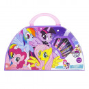 wholesale Licensed Products: My little Pony Carry along Art Case