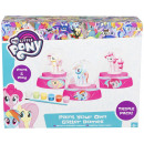 My little Pony Glitter Dome 3 pieces