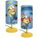 wholesale Lampes:Minions bedside lamp