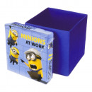 wholesale Accessories:Minions storage stool