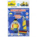 Minions set minisketchbook