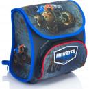 groothandel Radiografisch speelgoed: rugzak Monster Truck 23 cm
