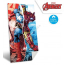 wholesale Licensed Products: Avengers Velour beach towel