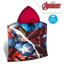 Avengers Hooded poncho verlour