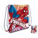 hurtownia Produkty licencyjne:Spiderman siłowni worek