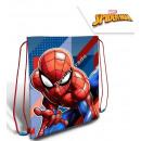 mayorista Bolsos: Spiderman saco de gimnasia