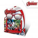 Avengers Geldbeutel + Sonnebrille