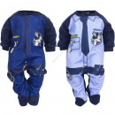 Mickey baby sleepsuits police