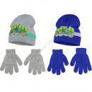 Turtles mutze mit handschuhe