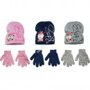 Minnie hats and gloves