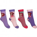 Mia and Me 3 pack socke