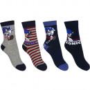 Sonic 3 pack socke