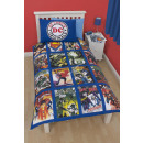 DC Comics Cartoon duvet cover