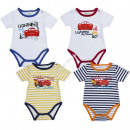 Cars 2-er pack baby body