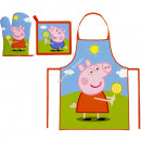 wholesale Licensed Products:Peppa Pig Apron set