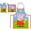 Peppa Pig Apron set
