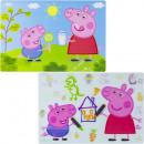 Peppa Pig alátét 3D