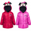 Minnie baby winter jacket