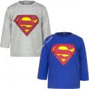 Superman bebé camiseta manga larga