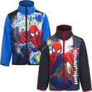 Spiderman fleece jacket
