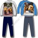 Minions velvet pyjama Blue/Grey