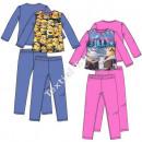 mayorista Pijamas:Minions Pijama