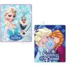 Il Regno Di Ghiaccio - Frozen coperta in pile
