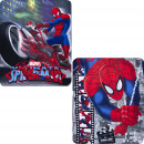 Spiderman fleecedecke