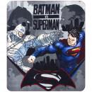 Batman vs Superman fleecedecke