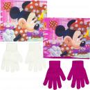 Minnie Snood with handgloves