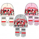 Minnie hats and gloves Bows