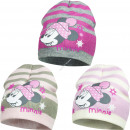 Minnie baby hats