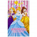 Princess characters fleece blanket Tea party