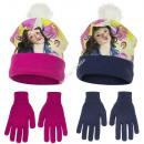 Soy Luna mutze mit handschuhe