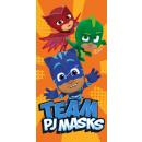 PJ Masks velour beach towel
