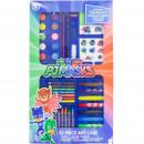 nagyker Ajándékok és papíráruk: PJ maszkok színes doboz 52 db