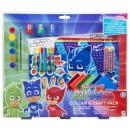 mayorista Boligrafos y lapices: PJ Masks Paquete para colorear y confeccionar