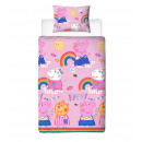 wholesale Licensed Products:Peppa Pig duvet cover