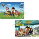 Paw Patrol tischset 3D