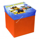 Paw Patrol storage stool