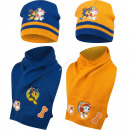 Paw Patrol winter hat and scarf for child