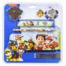 Paw Patrol 5 piece stationery set