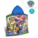 wholesale Licensed Products:Paw Patrol Hooded poncho