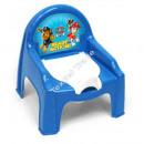 nagyker Licenc termékek:Paw Patrol szék pot kék