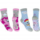 My little Pony 2 pack full terry socks with abs